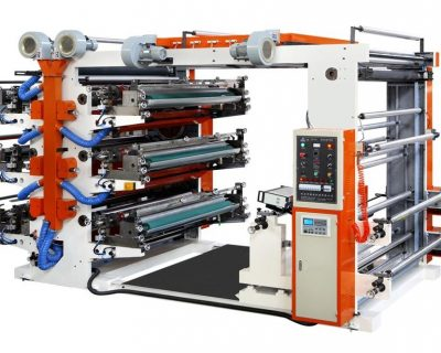 Non Woven Printing Machine Roll-to-Roll